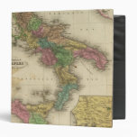 Kingdom of Naples or The Two Sicilies 2 3 Ring Binder