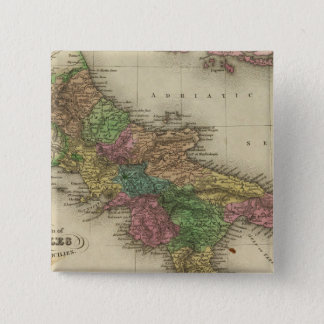 Kingdom of Naples or The Two Sicilies 2 Button