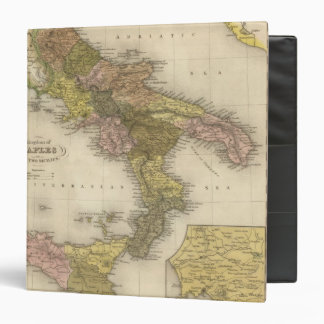 Kingdom of Naples or The Two Sicilies Binder