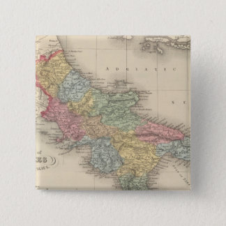 Kingdom of Naples or the Two Sicilies Button