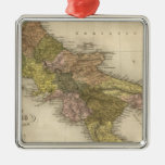 Kingdom of Naples or The Two Sicilies Christmas Tree Ornaments