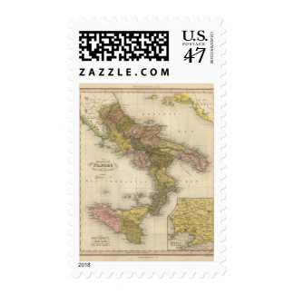 Kingdom of Naples or The Two Sicilies Postage