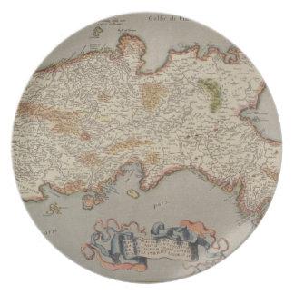 Kingdom of Naples Party Plates