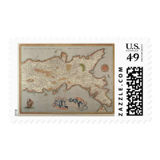 Kingdom of Naples Postage Stamp