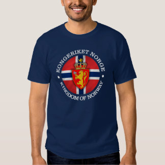 Kingdom of Norway T Shirt
