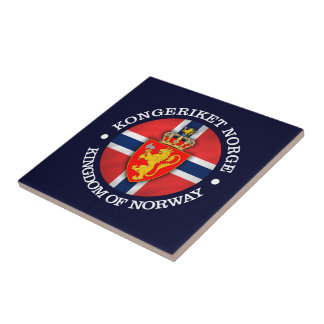 Kingdom of Norway Tile