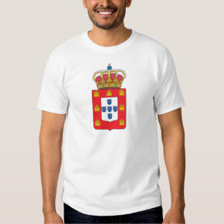 Kingdom of Portugal Coat of Arms (1830) Tee Shirt