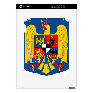 Kingdom_of_Romania_-_CoA_without_crown iPad 2 Calcomanías