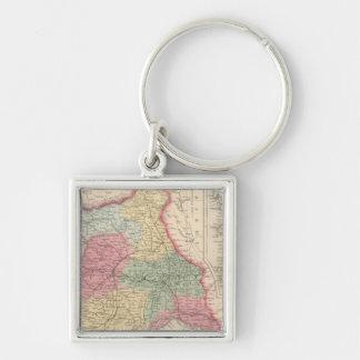 Kingdom of Sardinia 2 Keychain