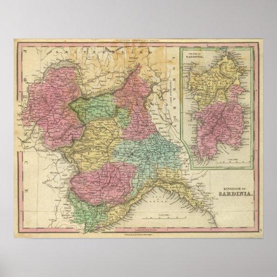 Kingdom of Sardinia Poster