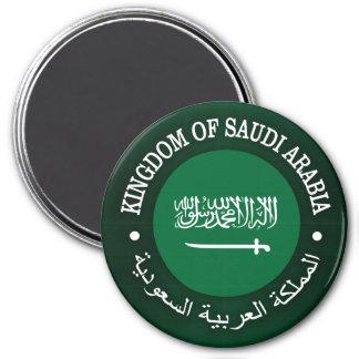 Kingdom of Saudi Arabia Magnet