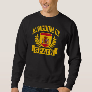 Kingdom of Spain Sweatshirt