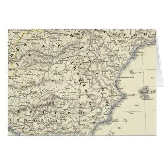 Kingdom of the Visigoths, Iberian Peninsula Greeting Cards
