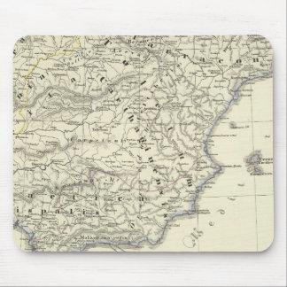 Kingdom of the Visigoths, Iberian Peninsula Mouse Pad