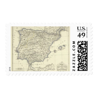 Kingdom of the Visigoths, Iberian Peninsula Postage Stamps