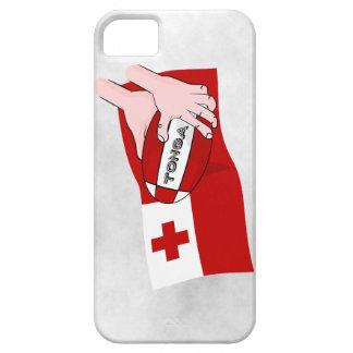 Kingdom of Tonga Rugby Flag iPhone SE/5/5s Case