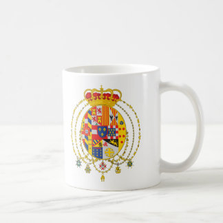 Kingdom of Two Sicilies Coat of Arms Coffee Mug