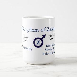 Kingdom of Zakar Mug