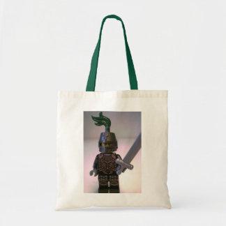 Kingdoms Dragon Knight Minifigure Budget Tote Bag