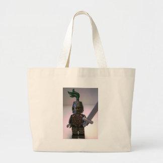 Kingdoms Dragon Knight Minifigure Jumbo Tote Bag