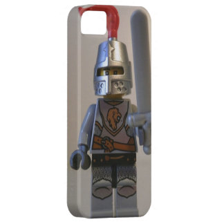 Kingdoms Lion Knight Minifigure with Armor iPhone 5 Cases