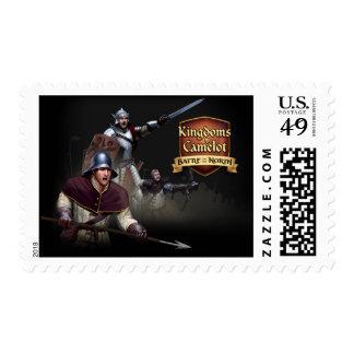Kingdoms of Camelot Troops Postage
