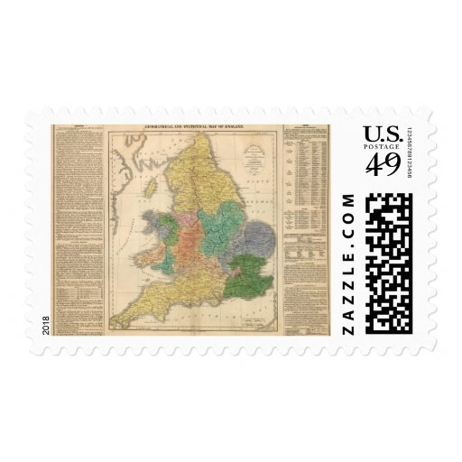 Kingdoms of the Anglo Saxons Stamps