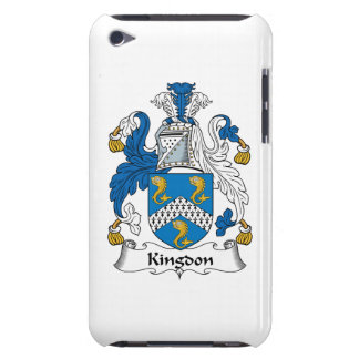 Kingdon Family Crest Barely There iPod Cover