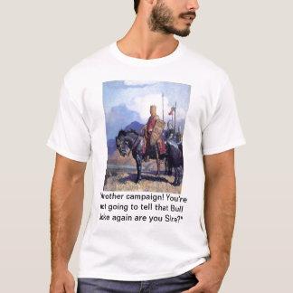 KingEnglandBullJoke T-Shirt