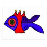 kingfish post card