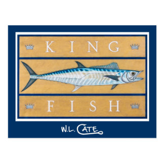 Kingfish Postcards
