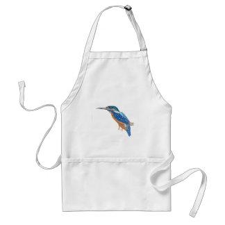 KingFisher Bird Adult Apron