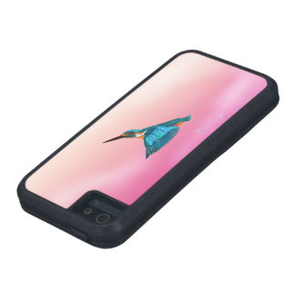 kingfisher Bird Case For iPhone SE/5/5s