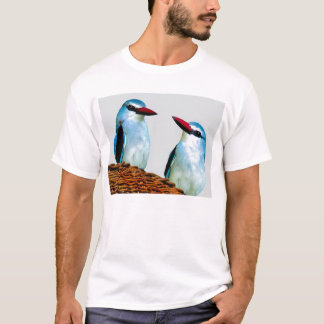 Kingfisher Birds South Africa T-Shirt