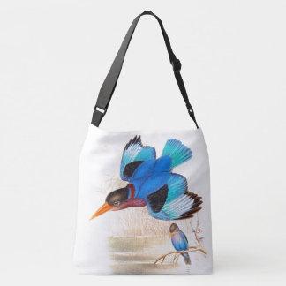Kingfisher Birds Wildlife Animal Bag