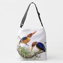 Kingfisher Birds Wildlife Animals Pond Tote Bag