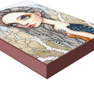 Kingfisher Gallery Wrap Canvas