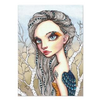 Kingfisher Card