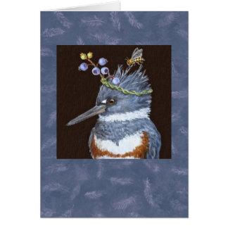 kingfisher card II