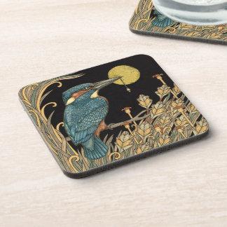 Kingfisher Coasters