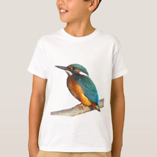 """Kingfisher"" design products T-Shirt"