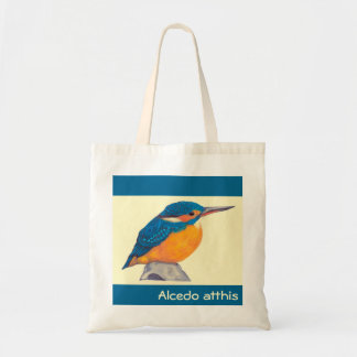 Kingfisher is your NEW personal shopper!! Tote Bag