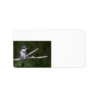 kingfisher label