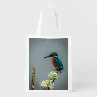 Kingfisher Reusable Bag