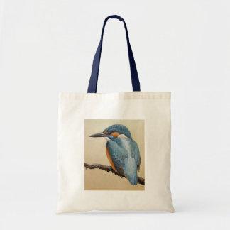 Kingfisher tote