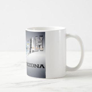 kingman arizona route 66 classic white coffee mug