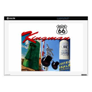 Kingman Arizona Route 66 Customize it Laptop Skins