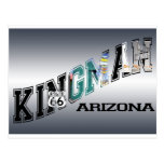 kingman arizona route 66 postcards