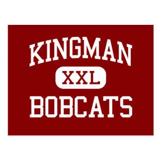 Kingman - Bobcats - Junior - Kingman Arizona Postcard