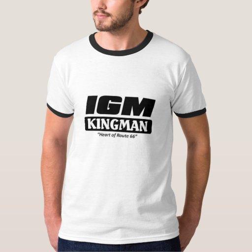 Kingman Remeras